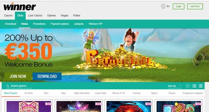 Winner.com Casino Complaint - Unresolved