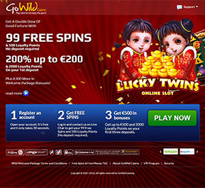 GoWild Mobile Casino