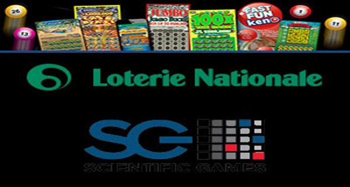 Scientific Games Secures Bid for Lottery Instant Win Games
