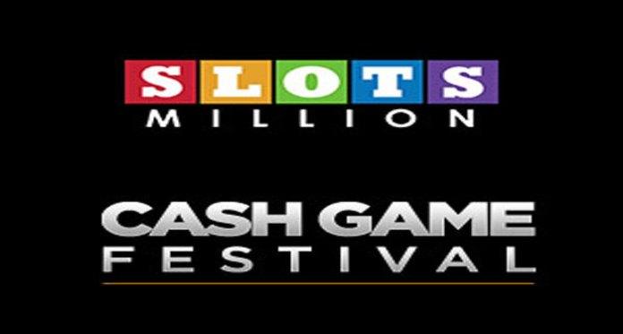 Slotsmillion VR Technology Showcase at Cash Game