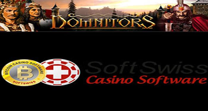 Softswiss Launches New Domnitors Slot On Bitstarz Casino