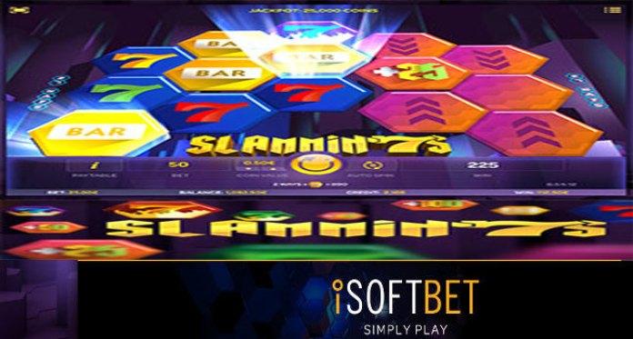 Play iSoftBet's Newest Release Slammin 7s at Slots Million