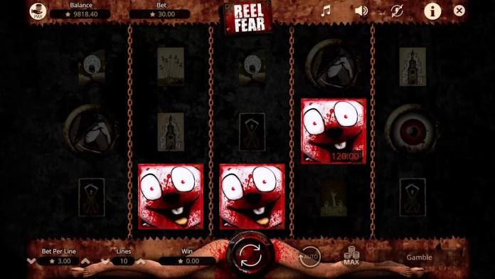 Reel Fear Slot Game