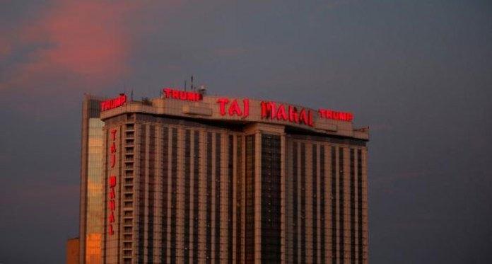 Icahn Trump Taj Mahal Associates LLC File Deed Restriction