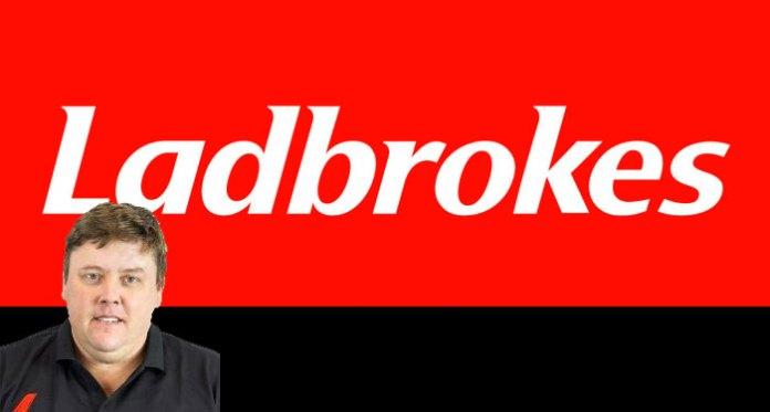 Interim Chief Executive, Jason Scott, Ladbrokes