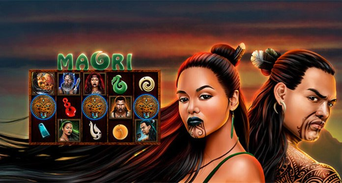 Endorphia Games Celebration of Cultural New Zealand in Maori Slot