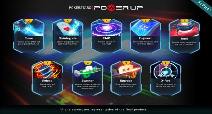 Pokerstars Reveals Plans for New Poker Innovation with Power Up Alpha