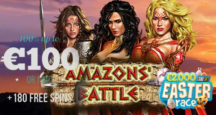 €2,000 Cash Prize Race, Plus 90 New Slots at Bitstarz Casino