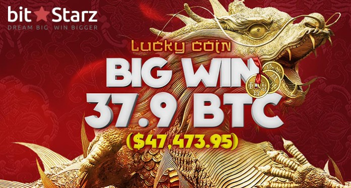 Two Huge Bitstarz Wins on Amatic Slots, Over $100K Payout