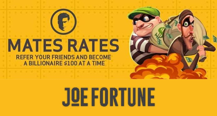 Joe Fortune Welcomes Aussie Punters with $5,000 in Bonuses