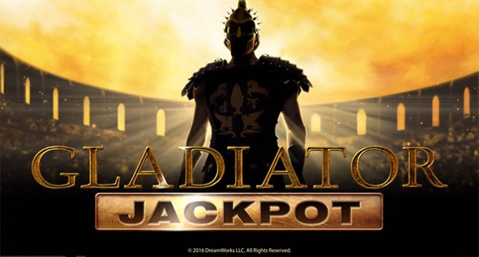 Gladiator Slot Pays Out Huge Six Figure Jackpot