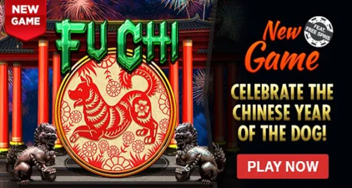 Play Fu Chi Slot at Intertops with 55 Spins and Special Bonus