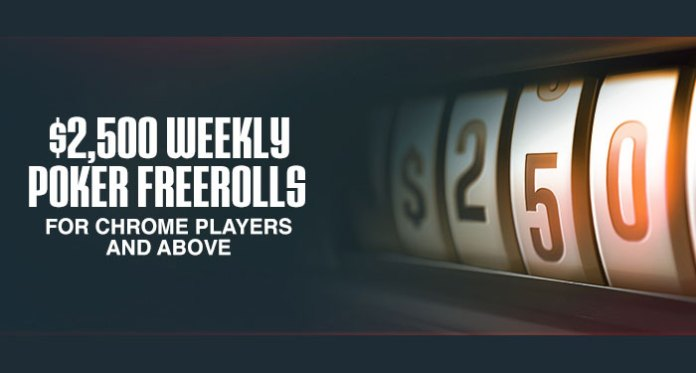 Fuel Your Casino Gaming with Ignition Rewards $2500 Freeroll