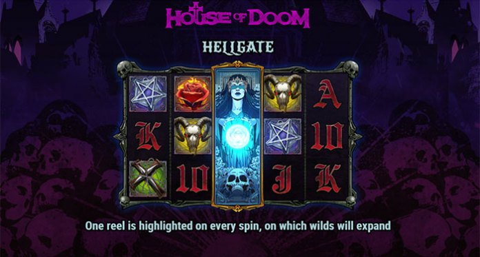 SkillOnNet Teams with Play'nGo Launching House of Doom Slot