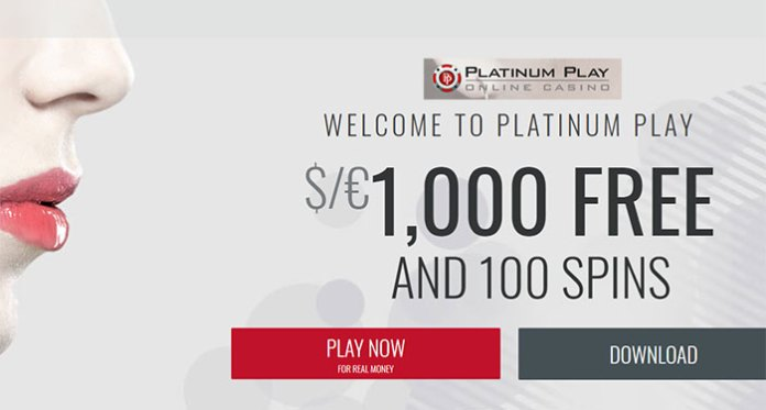 Platinum Play Casino Introduces New Player Welcome Offer