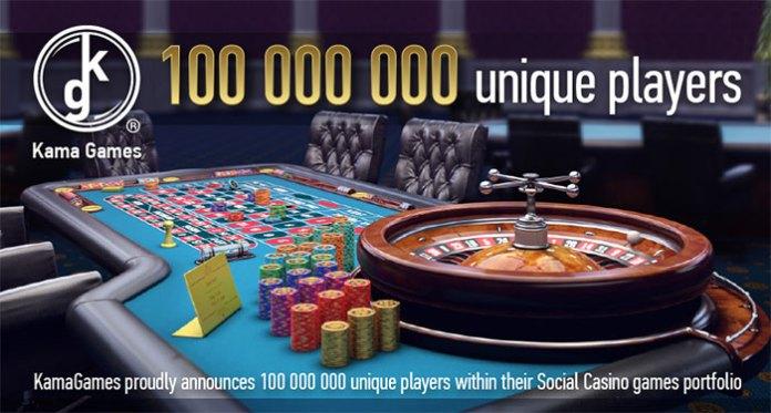 KamaGames European Social Mobile Poker Operator