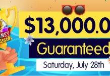 Downtown Bingo's $13,000 Bingo Event with Cash Prizes
