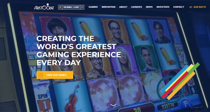 LVGEA 2018 Annual Awards Announces Aristocrat Included in Innovation Nominee
