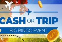 Win Cash or a Trip to Paris With Downtown Bingo Birthday Celebration