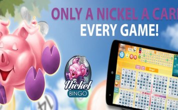Fantastic Cash Prizes with Downtown Bingos Nickel Games