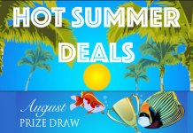 Grab Your Hot Summer Deals at Slotland this Weekend Only