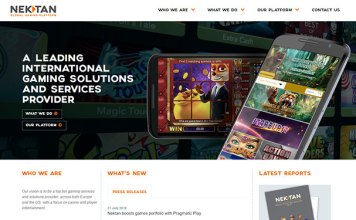 Nektan PLC Integrated Games from Pragmatic Play