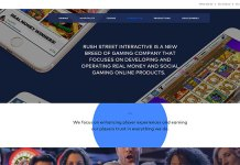 Rush Street Interactive Adds Evolution Gaming Live Dealer Content