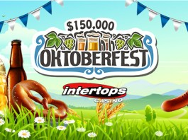 Play for $150,000 in Oktoberfest Prizes at Intertops Casino