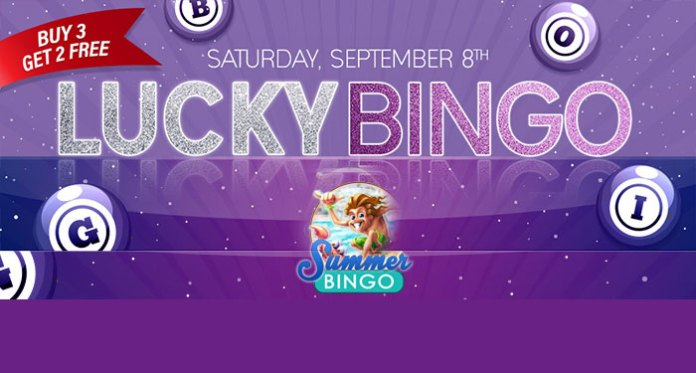 Play Downtown Bingos Lucky Bingo Event for Guaranteed Prizes