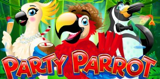 Party Parrot Slot Game