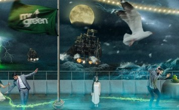Get Special Offers for Halloween at Mr Green Casino