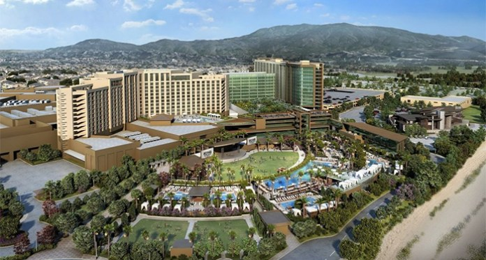 A Big Collision on the Horizon in California's Gambling Industry
