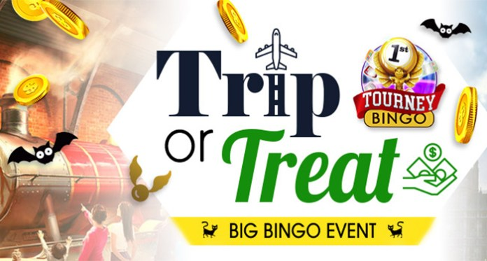 Trip or Treat to Win a Fabulous Big Bingo Prize at Downtown Bingo