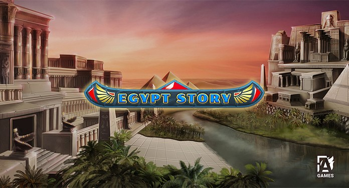 Preview AGames Latest Slot Release Egypt Story