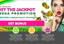 Win Big in CasinoLuck's Hit the Jackpot Mega Promotion