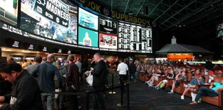 Nevada Sports Books Set New Monthly Record for September