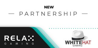 New Content Partnership Between Relax Gaming and White Hat Gaming