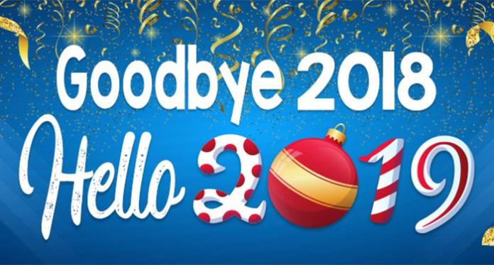 Goodbye 2018 Hello 2019 Event at Downtown Bingo