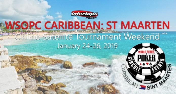 Join Intertops Poker for the $250K GTD WSOPC Tournament