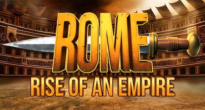 Preview of Blue Print Gaming's Rome: Rise of an Empire Slot