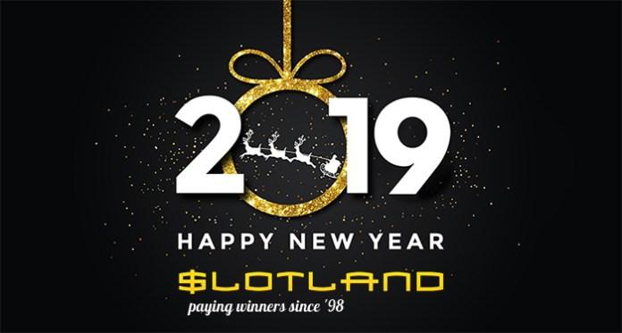 New Year's 2019 Three Day Celebration at Slotland Casino
