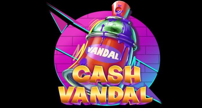 Play'n GO Invites Your Inner Artist with New Cash Vandal Slot
