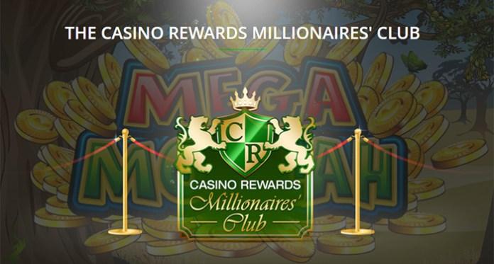Become a Part of Casino Rewards Mega Moolah Millionaire Club