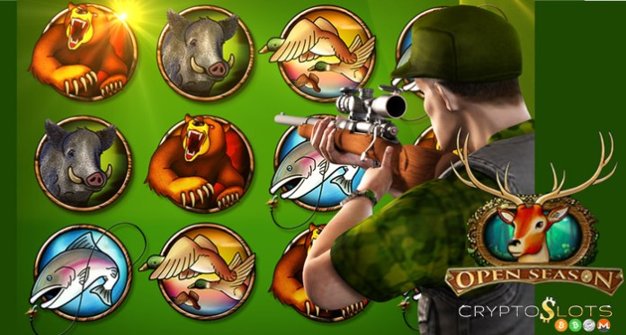 It's Open Season on Free Spins at Cryptoslots with Open Season
