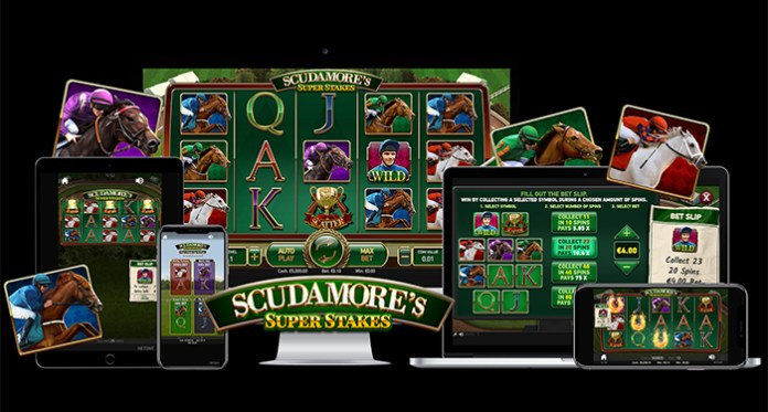 Spend a Day at the Races with Scudamore's Super Stakes Slot