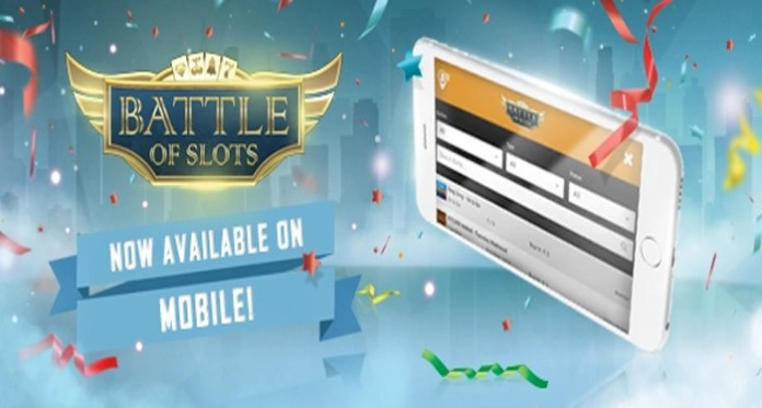 Videoslots Launch of Battle of the Slots Begins Tomorrow