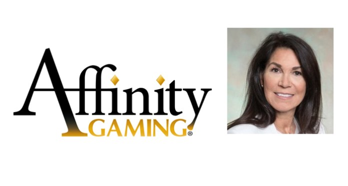 Affinity Gaming Appoints Mary Elizabeth Higgins as Chief Executive Officer
