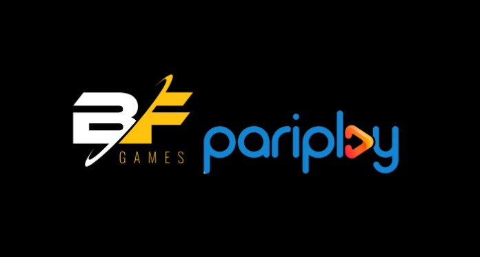 Fusion Gets Ready for a Duo Partnership with Pariplay and BF Games
