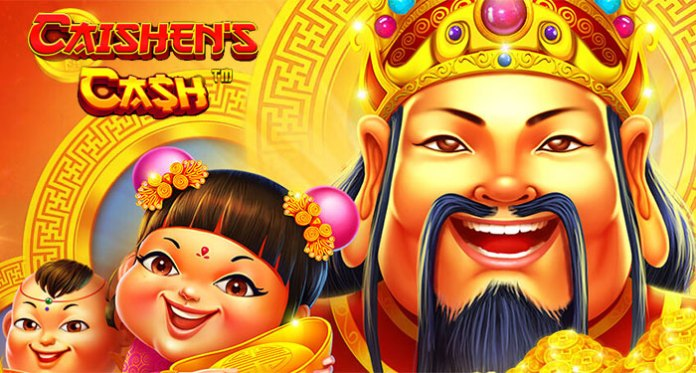Pragmatic Play's Latest Slot, Caishen's Cash Wishes Good Fortune