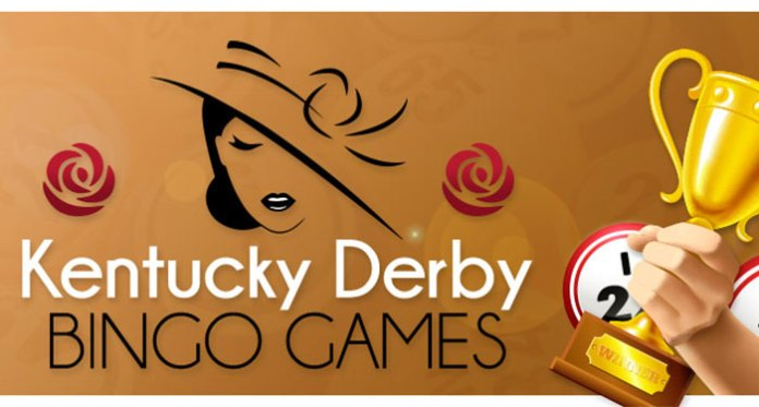 Join Downtown Bingo May 4 for Kentucky Derby Speedy Games
